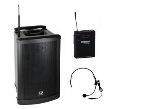 LD Systems Roadman 102 mit Funk-Headset