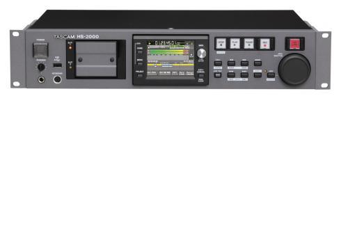 Tascam HS 2000