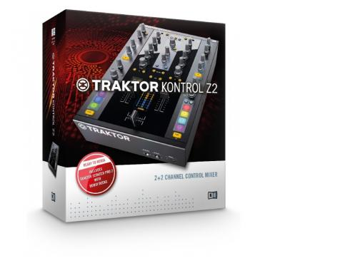 Native Instruments - Traktor Kontrol Z2