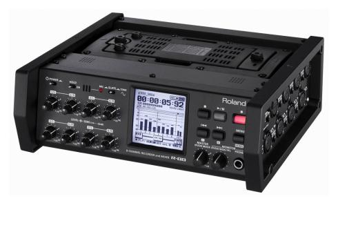 Roland R-88 Audio Rekorder
