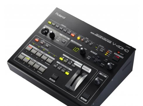 Roland V-40HD Video Mischer