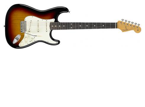 Fender Classic Series '60s Stratocaster Sunburst