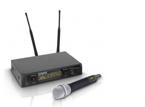 LD Systems WIN 42 - Funkmikrofon System mit Handmikrofon dynamisch
