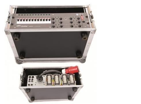Ultralite D1225 Dimmerpack in Case - Finanzierungsr�ckl�ufer - Stockclearing
