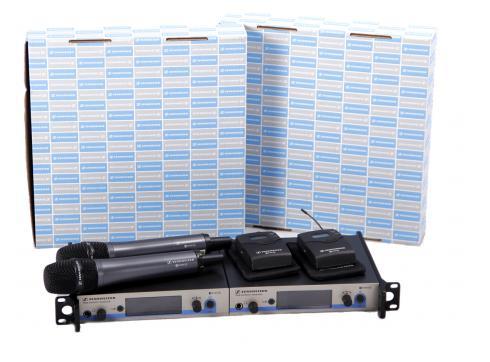 SENNHEISER EW 500 G3 inkl. SK 500 und SKM 500 - Stockclearing
