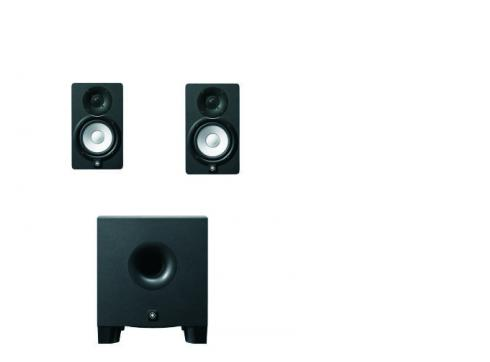 Yamaha HS5 Studioset inkl. HS8S
