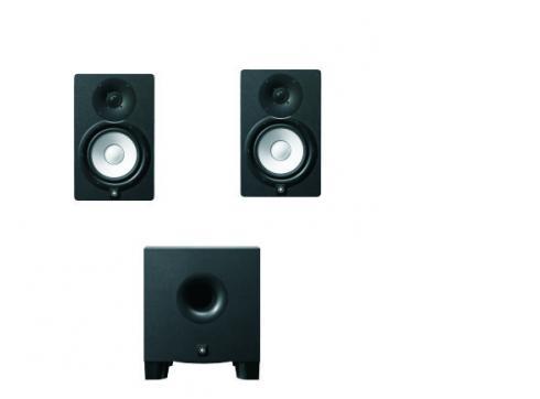 Yamaha HS8 Studioset inkl. HS8S