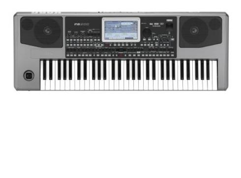 Korg PA 900 - Entertainer Workstation