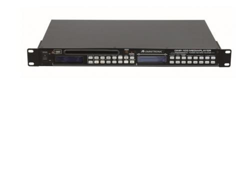 OMNITRONIC DMP-103 Mediaplayer