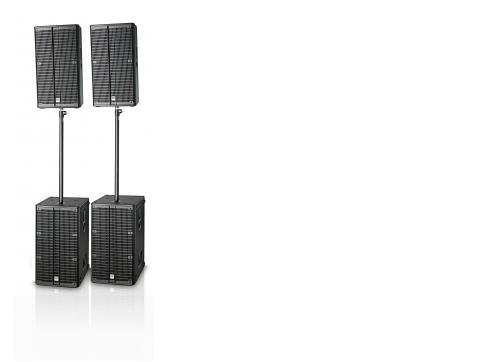 HK Audio Linear 5 Club Pack