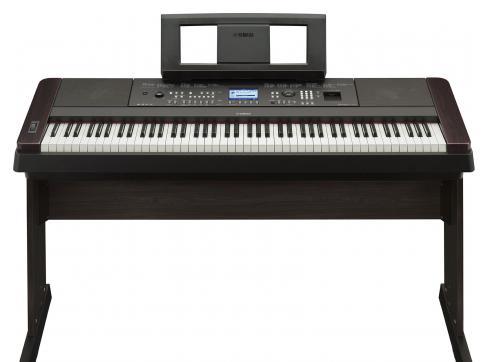Yamaha DGX-650 schwarz
