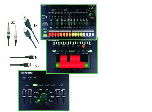 Roland Aira Live Set als günstiges Sparset
