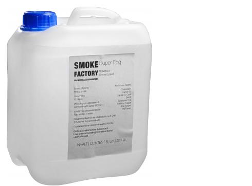 Smoke Factory Super Fog 5 Liter