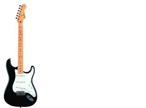 Fender Eric Clapton Strat Signature Black