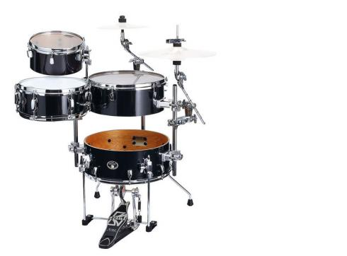 Tama Silverstar Cocktail Jam Kit BCB