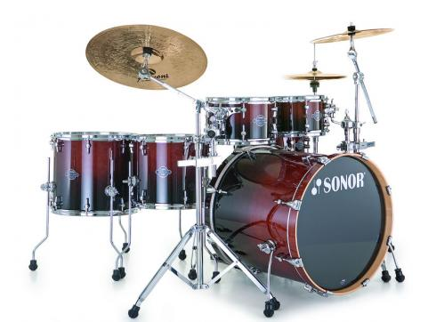 Sonor Essential Force S Drive Set Brown Fade
