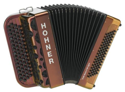 Hohner Fun Nova II 80 Light C-Griff