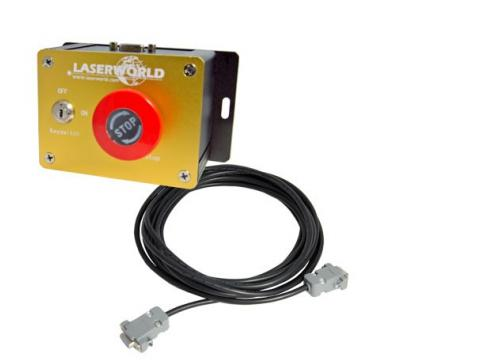 Laserworld SAFETY Unit with Key Switch