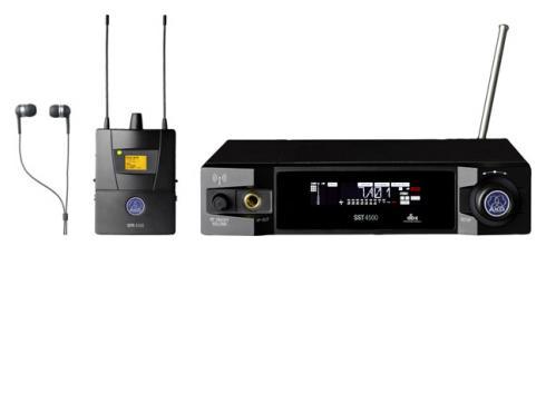 AKG IVM4500 IEM Set Band 4