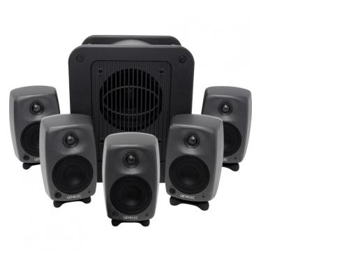 Genelec 8020 CPM Surround Set
