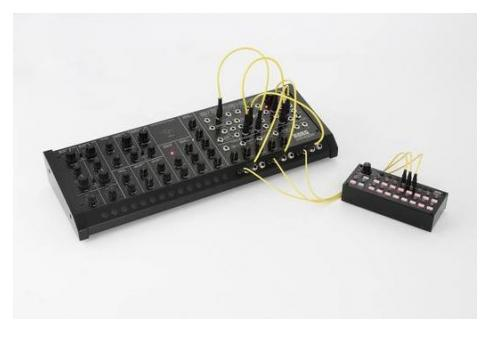 Korg MS-20 M Kit + SQ-1