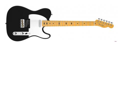 Fender GE SmithTele MN Black