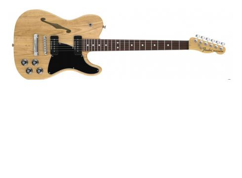Fender Jim Adkins JA-90 Tele Thinline RW NAT