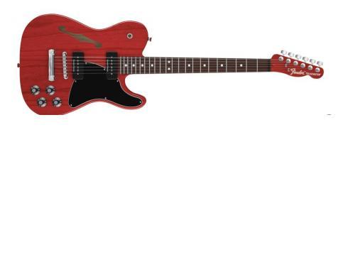 Fender Jim Adkins JA-90 Tele Thinline RW CR