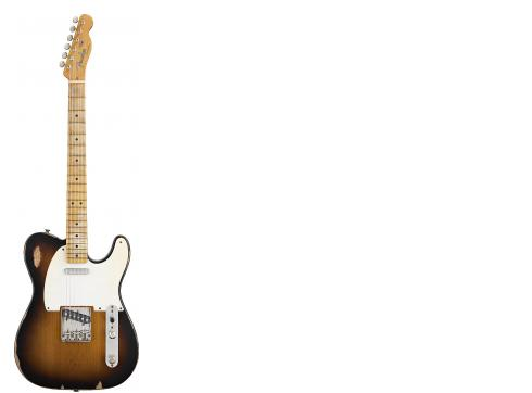 Fender Road Worn 50s Tele MN 2TS