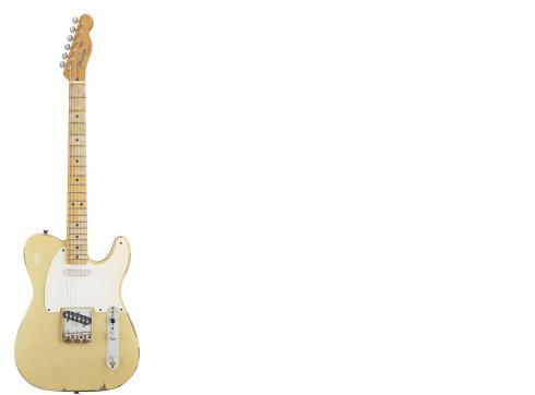 Fender Road Worn 50s Tele MN Blonde