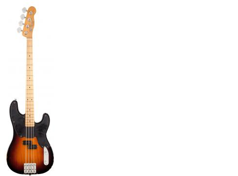 Fender Mike Dirnt Road Worn Precision Bass Sunburst Maple Fingerboard