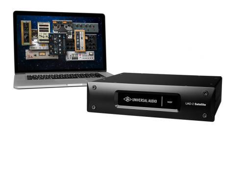 Universal Audio UAD-2 Satellite TB Octo Custom