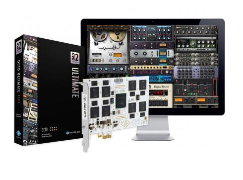 Universal Audio UAD-2 Octo Ultimate 3