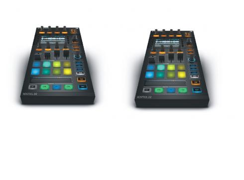 Native Instruments - Traktor Kontrol D2 - Set