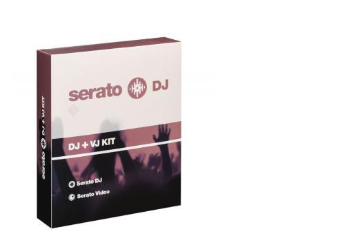 Serato DJ DJ+VJ Kit