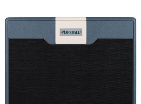 Marshall Astoria AST3-112 Cabinet blau
