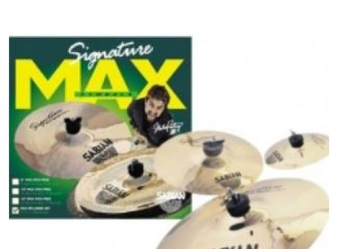 Sabian Mike Portnoy Max Splash Set