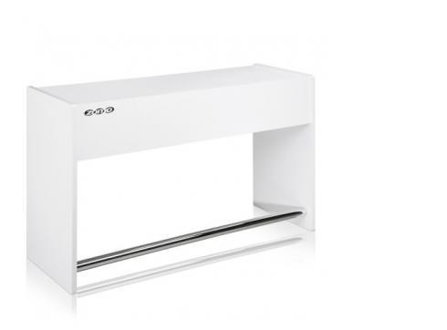 Zomo Deck Stand Ibiza 150 weiß