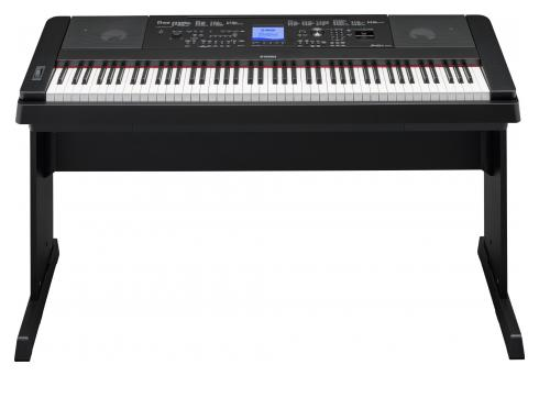 Yamaha DGX-660 B