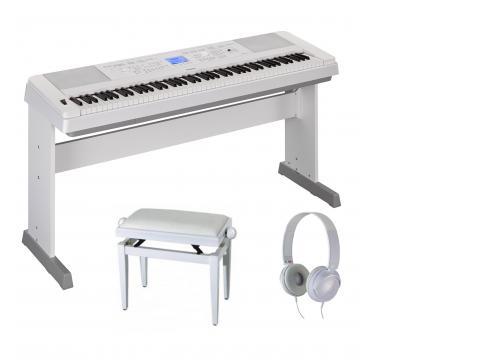 Yamaha DGX 660 WH Set