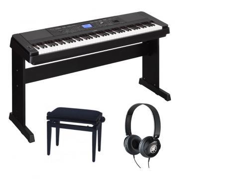 Yamaha DGX 660 B Set