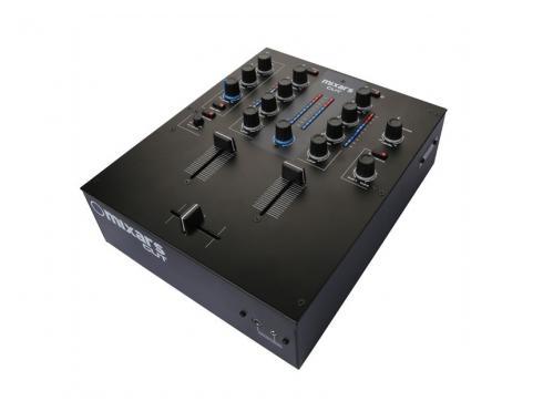 Mixars Cut 2 Kanal Mixer
