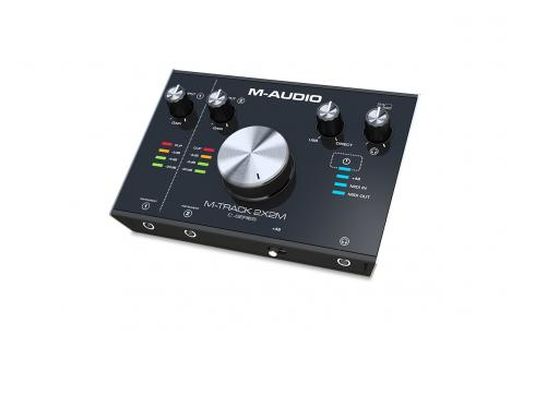 M-Audio MTrack C Series 2x2
