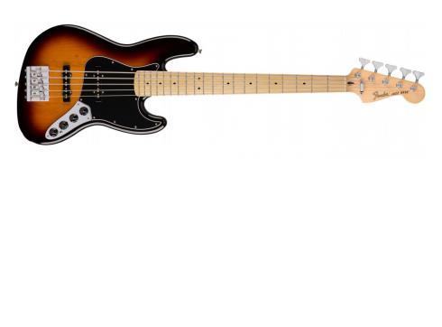 Fender Deluxe Active Jazz Bass V 3TSB
