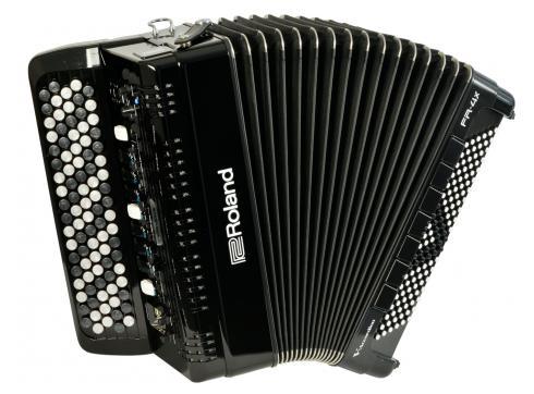 Roland FR-4xb V-Akkordeon schwarz