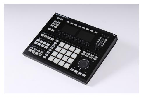 Native Instruments - Maschine Studio black - Stockclearing