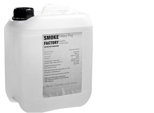 Smoke Factory Heavy-Fog 5 Liter