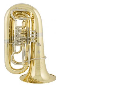 CERVENY Tuba PIGGY CVBB603-4