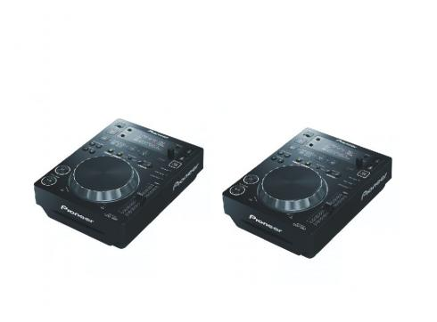 Pioneer CDJ-350 Set - DEMO - Stockclearing