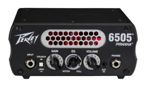 Peavey Piranha Gitarrentopteil 6505